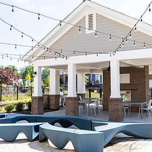Bell Riverbend Exterior Seating